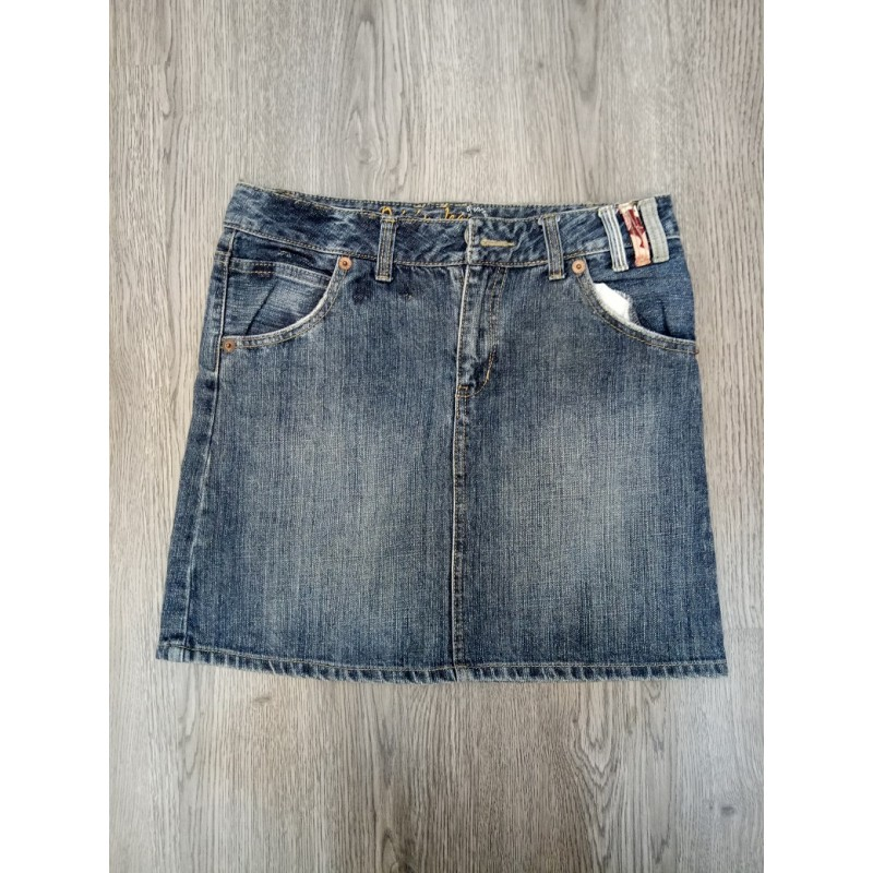 Váy jeans 8