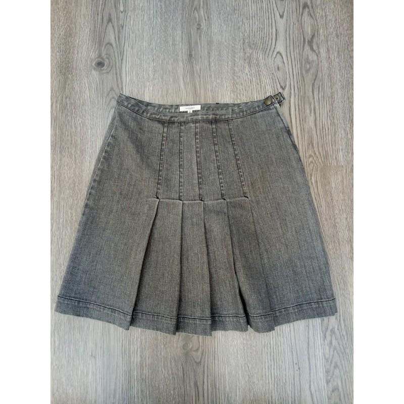 Jupe en jean grise 10