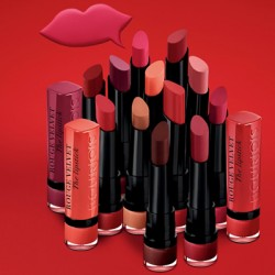 Lipstick Bourjois Rouge Velvet The Lipstick