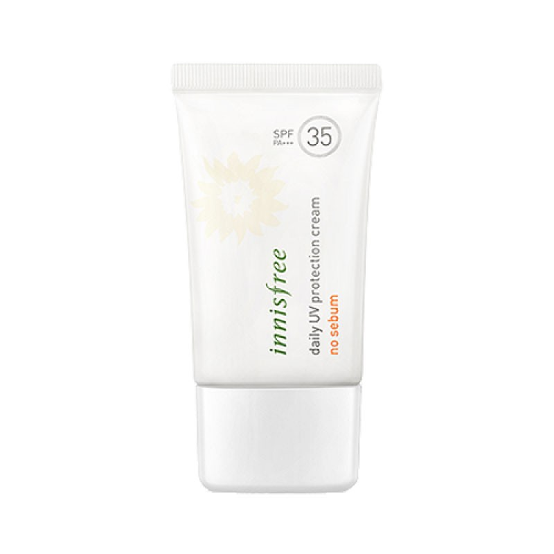 Chống nắng Daily uv protection cream SPF35+/PA+++ no sebum innisfree