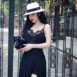 Set lace chiffon blouse 1353