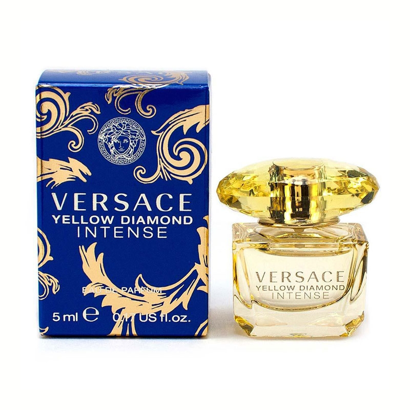 Versace Yellow Diamond Intense Parfume