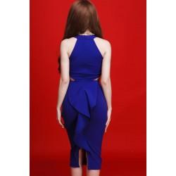 Blue dress 367