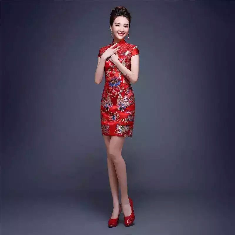 Hong Kong design dress