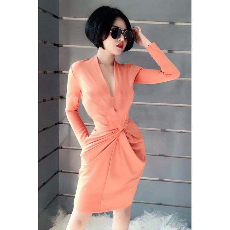 Short class dress 473