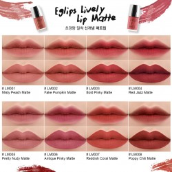 Mau Son môi Eglips Lively Lip Matte