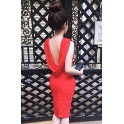 Đầm boby ren 766