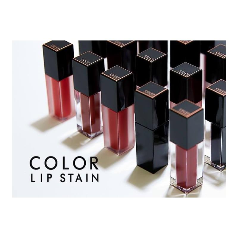 Rouge à lèvres color lip stain matte fluid a'pieu