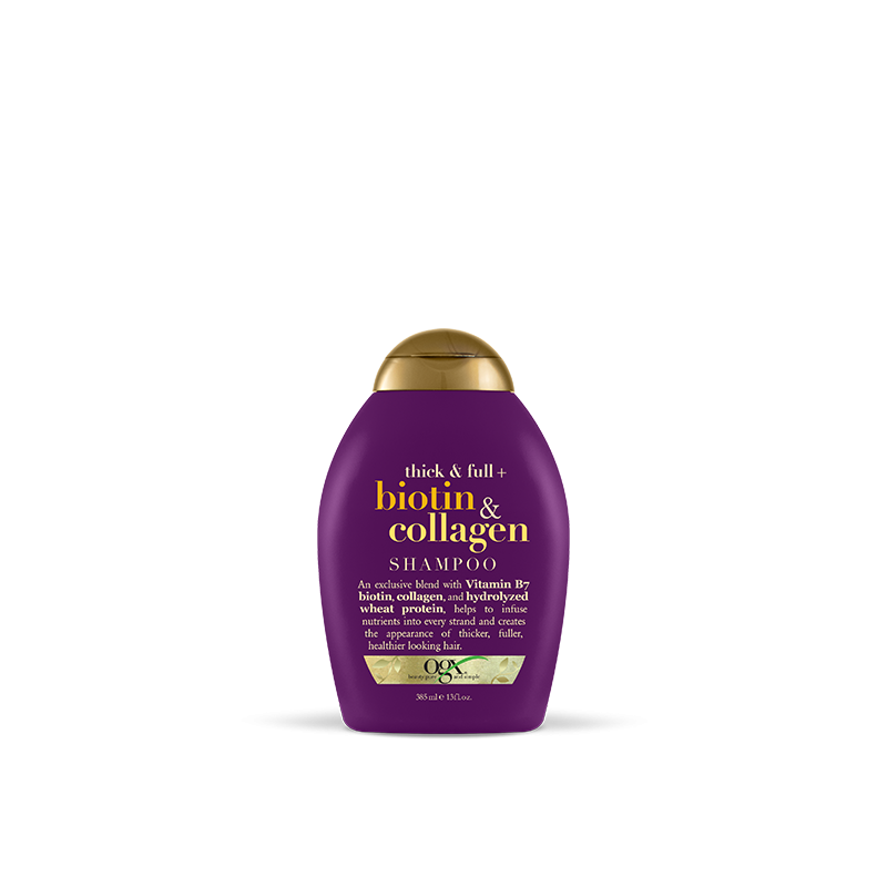 Shampoing Biotin & collagen