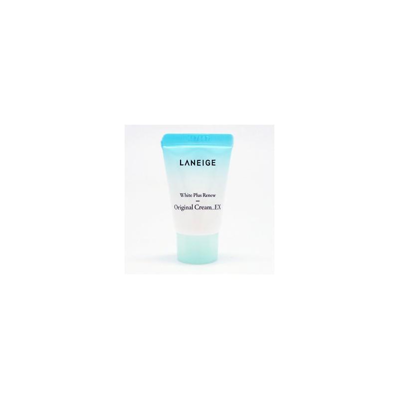 White cream Laneige White Plus Renew Original Cream EX 10ml