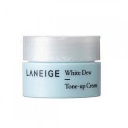 Crème de blanchiment de la peau Laneige White Dew Tone Up Cream 10ml