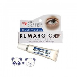 Crème anticernes Kumargic Eye Cream