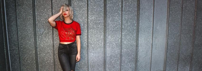 Áo thun ngắn tay | Violet Fashion Shop